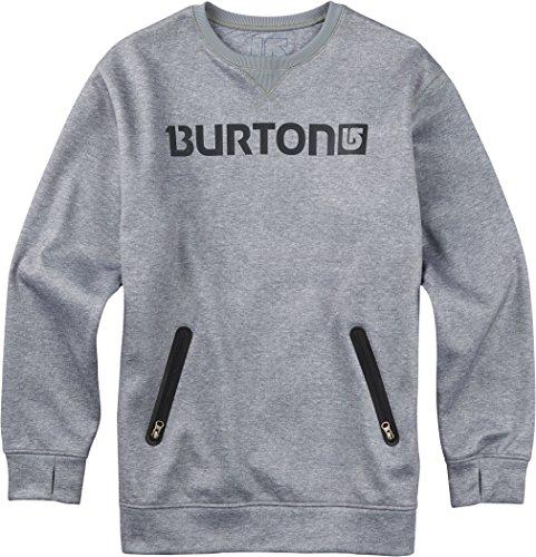 Burton Herren Sweatshirt MB Bonded Crew High Rise Heather