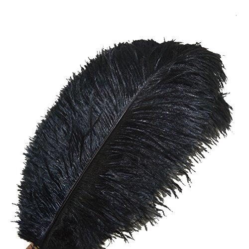 10 plumas de avestruz Sowder de 30a35cm para la decoración de bodas en casa
