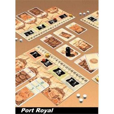 Queen Games 6016 - Port Royal by Queen Games