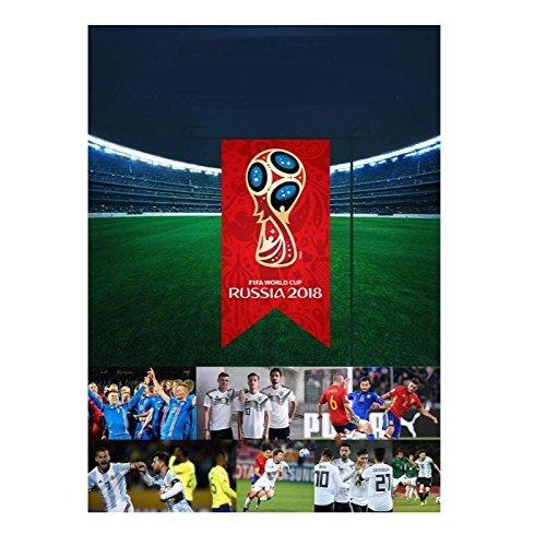 *Drapeau des animaux de compagnie pour la coupe du monde, idéal pour les fans, bar, club de sport, restaurant, salle de billard, supermarché (drapeau PET) Liste de prix