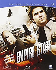 Empire state [Blu-ray] [Import anglais]