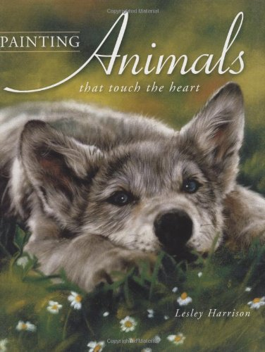 Painting Animals That Touch the Heart por Lesley Harrison
