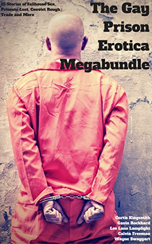 The Gay Prison Erotica Megabundle: 12-Stories of Jailhouse Sex, Prisoner Lust, Convict Rough Trade and More (Brutewood Correctional Megabundles Book 10) (English Edition)