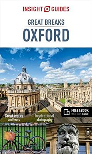 Oxford Great Breaks Insight Guides (Insight Great Breaks) por Vv.Aa.