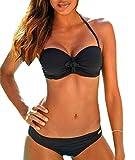 Lascana Bade-Bikini Sunny, Schwarz, B36