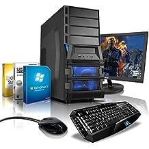 Shinobee Allround Silent PC #2982 AMD Athlon X2 215 2 x 2.7 gHz | 4096 MB DDR3 pc-1333 MEMSeven RAM | 320 GB S-ATA II disco duro | ATI Radeon 4200 512 MB incluido VGA y DVI de conexión de la | 22 x LG Dual layer DVD + / - R/RW DVD-Brenner | Microsoft Windows XP Prof, SP3 FX-6300, 8GB, 1TB, GTX750, Win7Prof