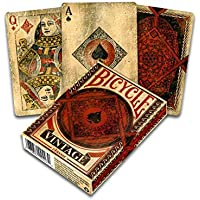 Bicycle Poker Vintage Classic Cards