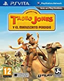 Tadeo Jones Y El Manuscrito Perdido