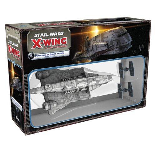 Star Wars - X-Wing, Portacazas de Asalto Imperial (Edge Entertainment EDGSWX35)