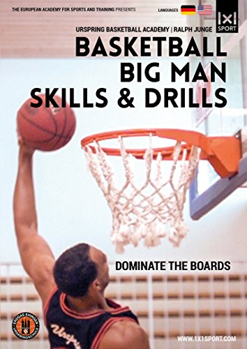 Basketball Big Man Skills & Drills - Dominate the Boards
