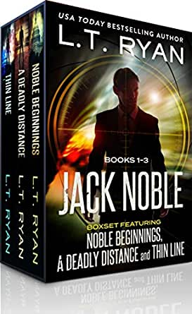 The Jack Noble Series: Books 1 3 (The Jack Noble Series Box Set) (English Edition)
