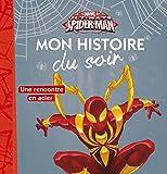 Telecharger Livres SPIDERMAN Mon Histoire du Soir Une rencontre en acier (PDF,EPUB,MOBI) gratuits en Francaise