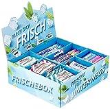 MENTOS Frische-Mix: 3 x 8 Beutel Fisherman's Friend, 2 x 15 Rollen Kaudragees, 2 x 12 Rollen Pure Fresh & 6 Pocketdosen Mint-Kaugummis, Vorrat Markenware 2,36 kg