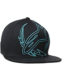 Alpinestars Men's Big Wreath Fitted Hat Black SM
