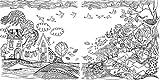 Mein Herbstspaziergang: Ausmalen und durchatmen - Rita Berman