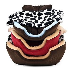 PAWZ Road Multifunction Pet Bed Dog House avec un coussin / couverture / coussin ,Chenils Chien