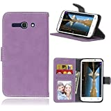 Alcatel One Touch Pop C7 carcasa, Cozy sombrero TPU Silicona Funda Carcasa Híbrida Matte Series Case Transparente antigolpes protectora de Scratch resistant Protection Case Funda Carcasa Funda Carcasa Funda Shell para Alcatel One Touch Pop C7 carcasa Folio Cierre Magnético Flip Case Wallet talje reep Caso Funda Con Tarjetero Y Función Atril