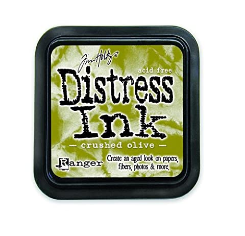 Ranger Tim Holtz Distress Pad, Crushed