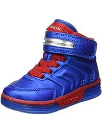 Geox Jungen J Argonat Boy B Hohe Sneaker