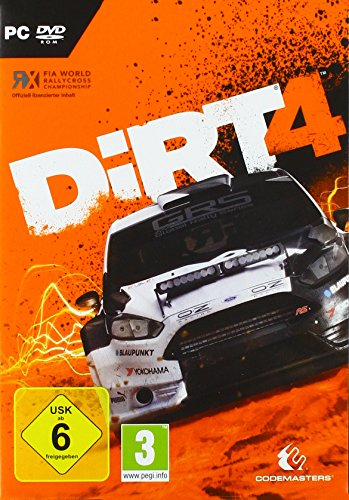 DiRT 4. Für Windows 7/8/10 (64-Bit)