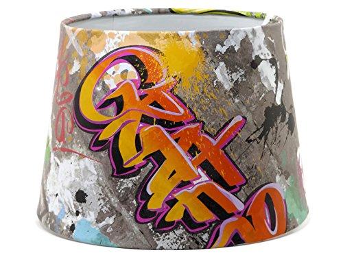 Graffiti paralume lampadario a sospensione o lampadario a