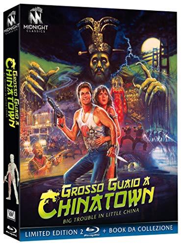 Grosso Guaio a Chinatown, Edizione Limitata Midnight Classics (Collectors Edition) (2 Blu Ray)