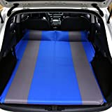 Vehicle bed-W GYP Auto-Shock-Bett Autoreisebett Auto aus dem Aufblasbare Matratze Nap Outdoor-Camping-Camp Feuchtigkeit - Proof Pad Off - Geländewagen Auto-Gebrauch (Farbe : A)