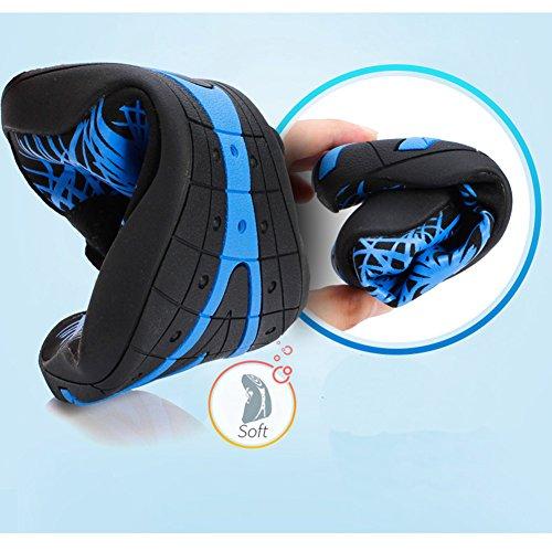 De Banho Aqua Unisex Secagem De Do Praia Sapatos Da Eagsouni® Azul Flutuante Surf Sapatos Pele Sapatos Respirável Sapatos Rápida De Homens Sapatos Mulheres Água Aqua Água Descalços Sapatos Sapatos De BIqxEwxFT