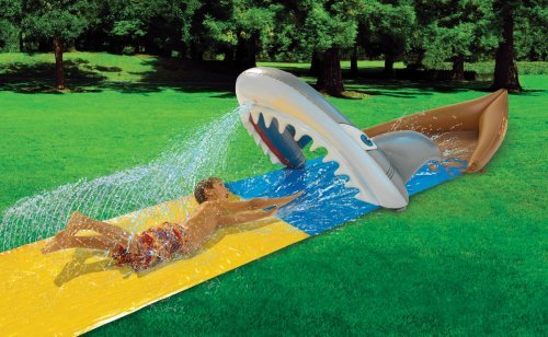 Slip N Slide 64762 Mega Shark Toy