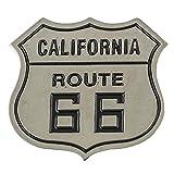 Route 66 route 66 moto biker california metal button badge écussons 0719 pin