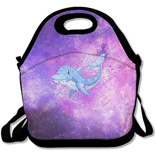 77db51dd1d5b Wolf Portrait Printing Lunch Bags Insulated Zip Cooler Bag Portable  Takeaway Film Pack Cooler Bag Lunch Box Package Picnic Outdoor Travel  Fashionable ...