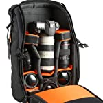 Vanguard Quovio 51 Backpack/Sling Bag for Camera - camera-backpacks
