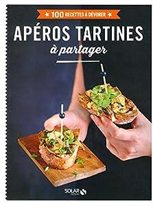 "Afficher ""Apéros tartines à partager"""