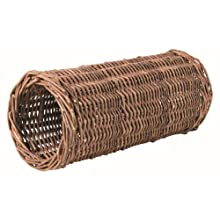 Trixie Wicker Tunnel for Guinea Pigs, 33 x 15 cm