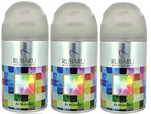 Rubaru Air Freshener Automatic Dispenserr Three Refill - 300 Ml …