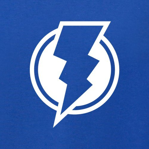 Blitz - Herren T-Shirt - 13 Farben Royalblau