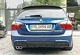 Proparts PROE90PRDIFFR Performance Diffusor M Paket Stossstange hinten Schwarz