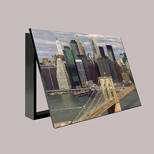 molduras-y-cuadros-garcia-cubrecontador-lamina-new-york-madera-color-blanco-tamano-43x33x4