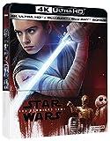 Star Wars : Les Derniers Jedi - Steelbook UHD 4K + Blu-ray 2D + Blu-ray Bonus [4K...