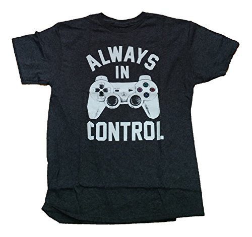 greucy-darkplaystation-controller-always-in-control-licensed-graphic-t-shirt
