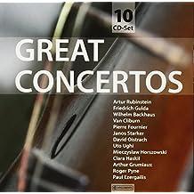 Great Concertos (Coffret 10CD)