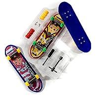 3x Fingerskateboard Codigo & Lyoko, Fingerboard, Mini Skateboard, Kindergeburtstag