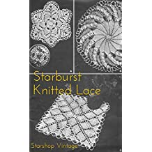 Star, Swirl, Square: Vintage Lace Knitting Patterns (English Edition)