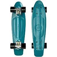 "Ridge Retro Organics Series Mini Cruiser Skateboard 22""/ 55 cm"