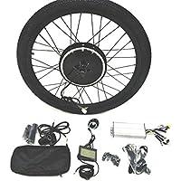 24V500W Hub Motor Ebike Bicicleta ELÉCTRICA KIT DE CONVERSIÓN + LCD+ Tire Theebikemotor (Front Wheel