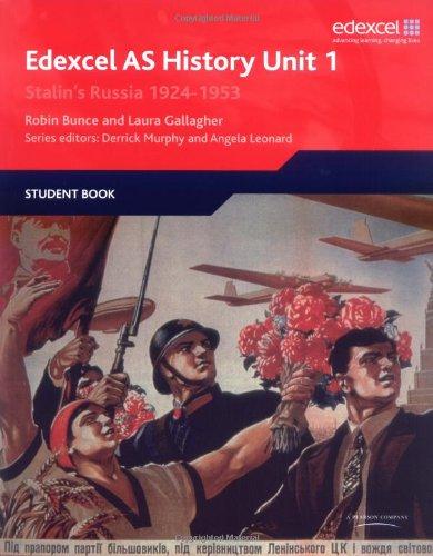 Edexcel GCE History AS Unit 1 D4 Stalin's Russia, 1924-53