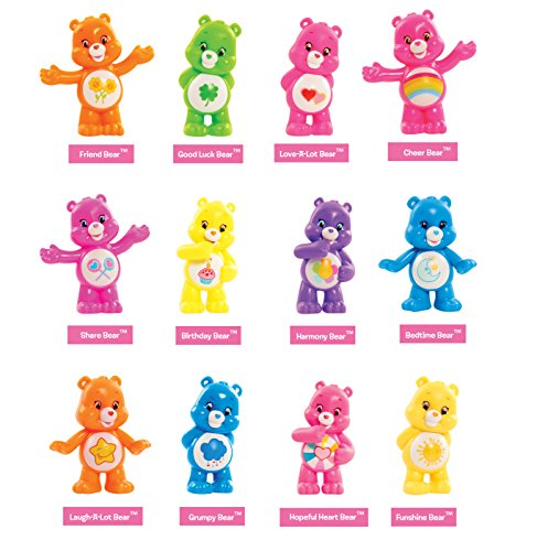 Image of Care Bears Blind Bag Figures