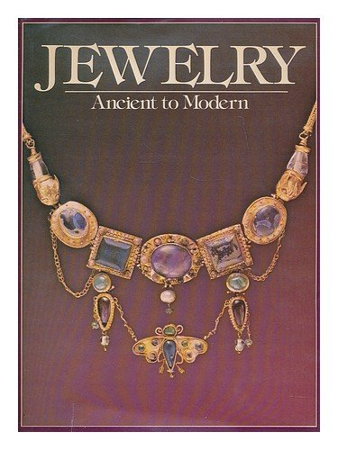 Jewelry, Ancient to Modern.
