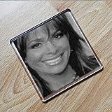 Best De Paula Abduls - Seasons PAULA ABDUL - Original Art Coaster #js002 Review