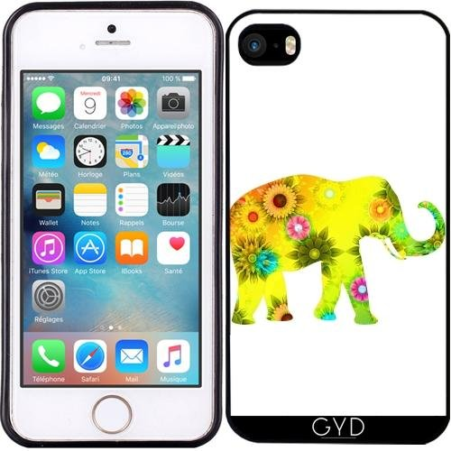 coque-pour-iphone-se-style-mammifre-lphant-color-by-wonderfuldreampicture